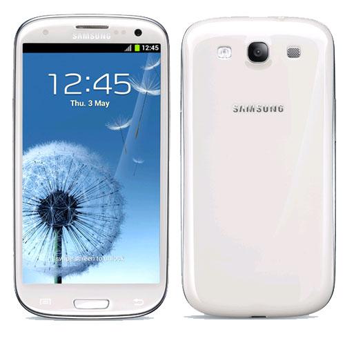 Samsung Galaxy S3 (Marble White)