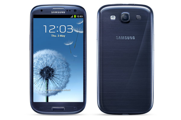 Samsung Galaxy S3 (Pebble Blue)