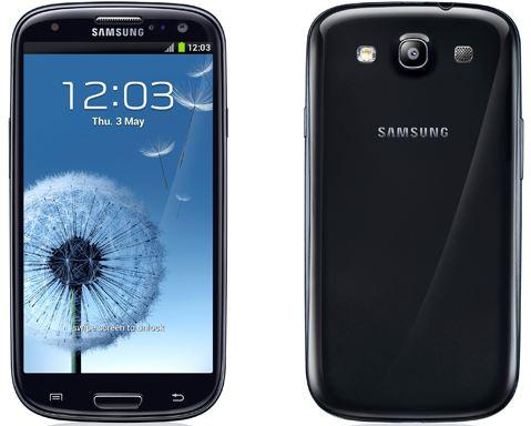 Samsung Galaxy S3 (Sapphire Black)