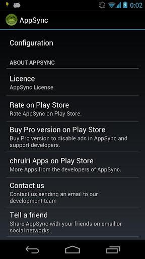 Captura AppSync