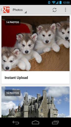 Captura Google+