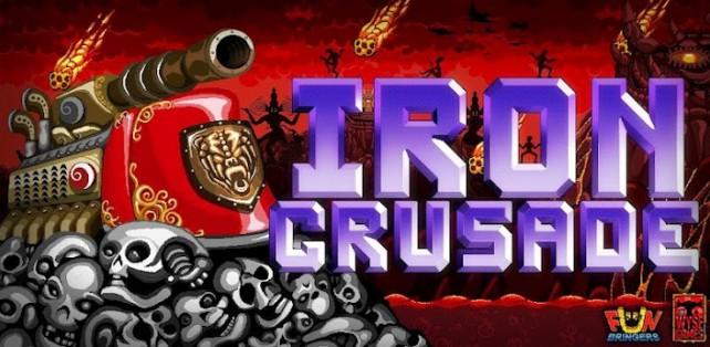 Portada Iron Crusade