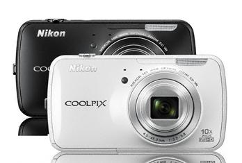 Nikon Coolpix S800c presentada y ya puede reservarse