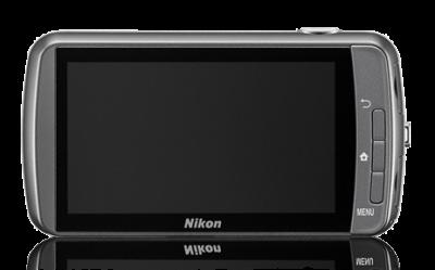 Nikon S800c Colores