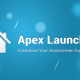 Apex Launcher 2.0 se integra con Apex Notifier y Dashclock