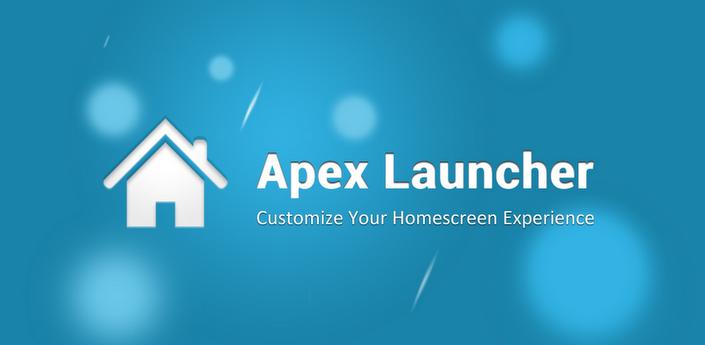 Apex Launcher Galaxy S3