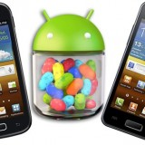 Galaxy Ace 2 y S Advance Jelly Bean
