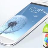 Samsung Galaxy S3 se actualizará a Android 4.1 Jelly Bean en Octubre