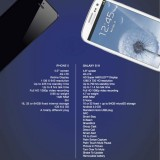 Galaxy S3 vs iPhone 5 – Samsung ataca a Apple
