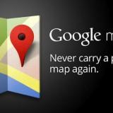 Google Maps--