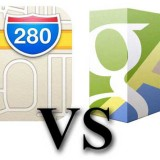 Google vs Apple – La historia detrás de Google Maps y Apple Maps