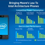 Android 4.1 Jelly Bean ya es compatible con los procesadores Intel Medfield
