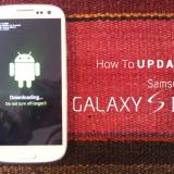 Tutorial: Como actualizar Samsung Galaxy S3 a Android Jelly Bean Oficial (XXDLIB)
