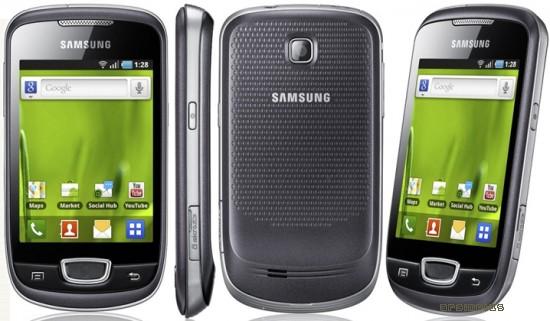 samsung galaxy mini s5570 facebook messenger