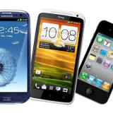 iPhone 5 vs Samsung Galaxy S3 vs HTC One X vs Motorola Droid RAZR HD