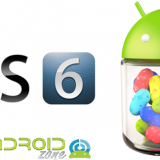 Android 4.1 Jelly Bean vs iOS 6