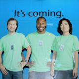 Falsa tienda de Samsung para frenar la oleada Apple?