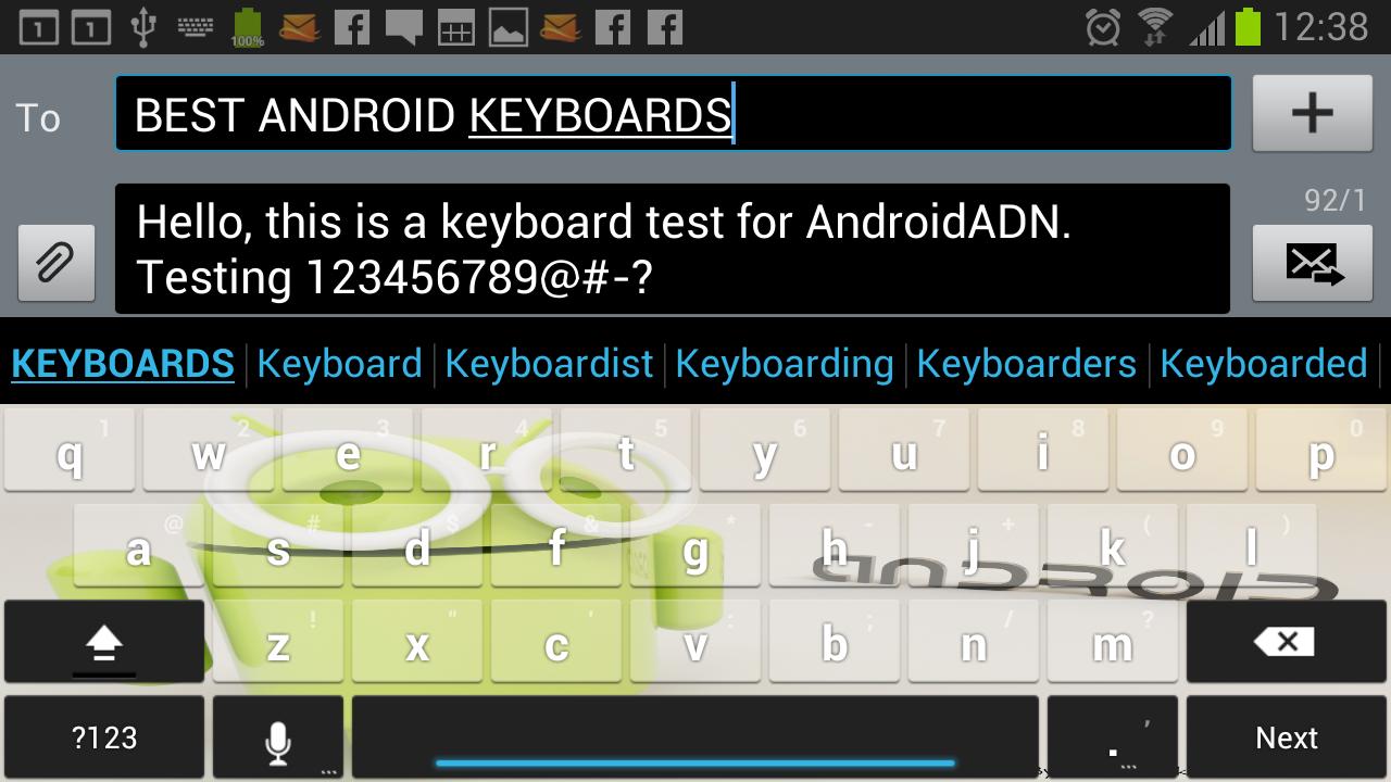 Los Mejores Teclados para Android | Android Zone