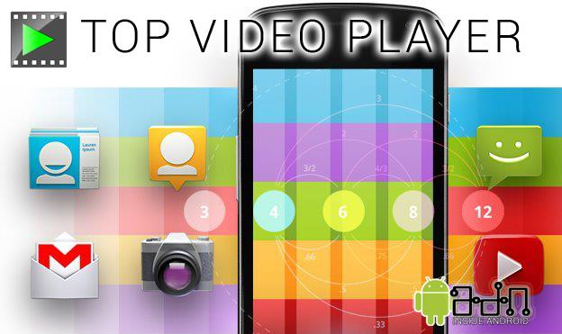 Mejores reproductores de vídeo para Android