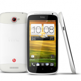 HTC One S Snow White