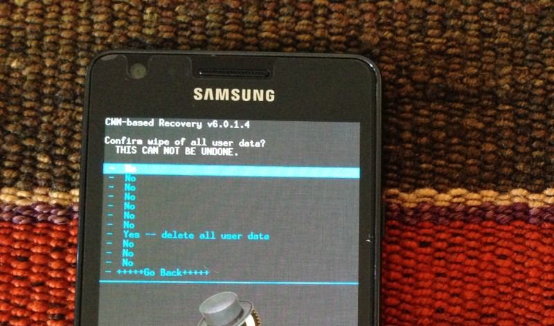 ROOT GALAXY S2