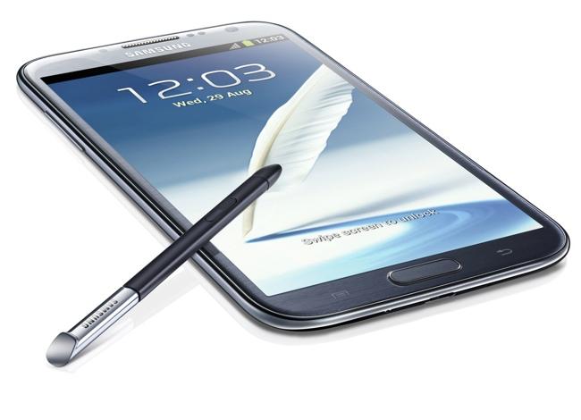 5c059b1cdd3d7 Precio y disponibilidad del Samsung Galaxy Note II en España ...