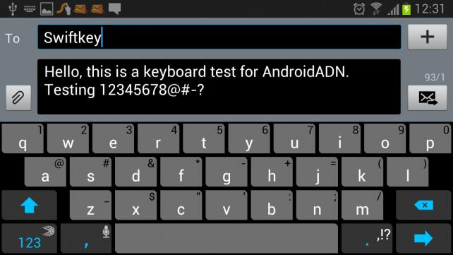 Swiftkey - el mejor teclado para Android