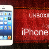 IPHONE 5: UNBOXING