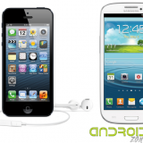 Samsung Galaxy S3 vs iPhone 5 – Curioso Test