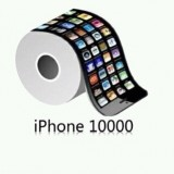 Humor Gráfico sobre el iPhone 5