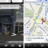 La versión web de Google Maps para iOS6 ya dispone de Street View