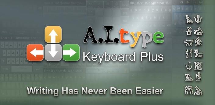 A.I.type Keyboard