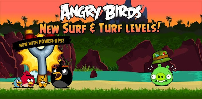 Angry Birds-