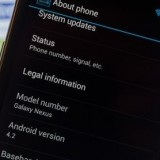 Galaxy Nexus Yakju OTA Android 4.2