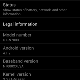 Galaxy Note Android 4.1.2 Jelly Bean-3