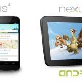 Nexus-4 Nexus-10