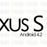 Nexus S Android 42 ANDROIDADN LOGO