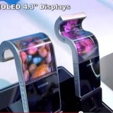 Samsung producirá pantallas OLED flexibles masivamente en 2013