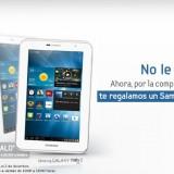 Promocion Galaxy S3 Galaxy Tab 2
