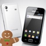 Cómo Actualizar Samsung Galaxy Ace Android 2.3.6 Gingerbread