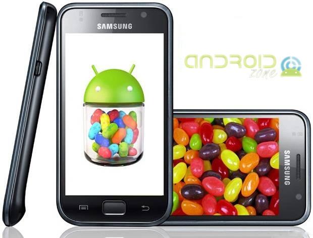 Samsung Galaxy S Jelly Bean 4.2-2