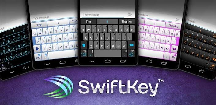 Swiftkey - el mejor teclado predictivo para Android