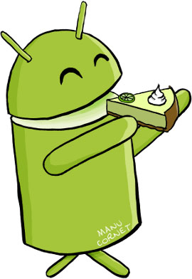Android 5.0 Key Lime Pie-2