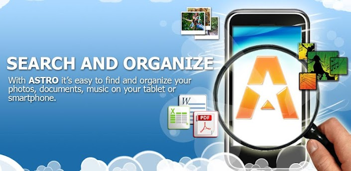 Astro File Manager Android-5