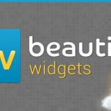 Beautiful Widgets 5.1 incluye widgets para tablets