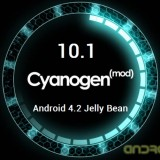 CyanogenMod 10.1 ahora disponible para el Galaxy Note de AT&T y T-Mobile y el Galaxy S2