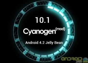 CyanogenMod 10.1 AZ