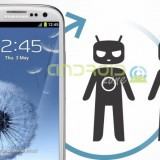 Samsung Galaxy S3 con CyanogenMod 10.1 Android 4.2