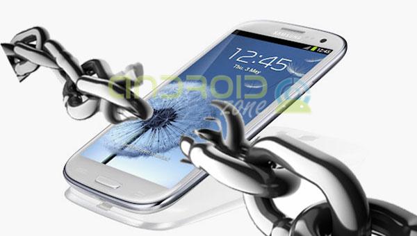 Desbloquear Galaxy S3, ATT o TMOBILE