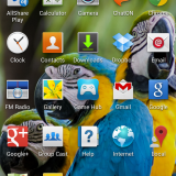 Galaxy Note 2 Android 4.1.2 Jelly Bean